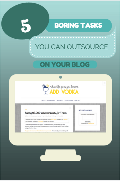 OUTSOURCE BLOG TASKS
