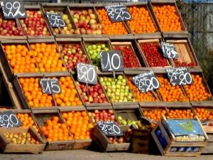 cheapskate farmer's market