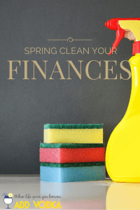 Each Spring we take the time to clean our homes, garages, cars, and even our offices. But for some reason, most of us forget to Spring clean our finances.  http://add-vodka.com/3-ways-to-spring-clean-your-finances/